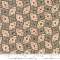 1.4m Remnant - Moda Fabric - Madame Rouge Cerisier Roche